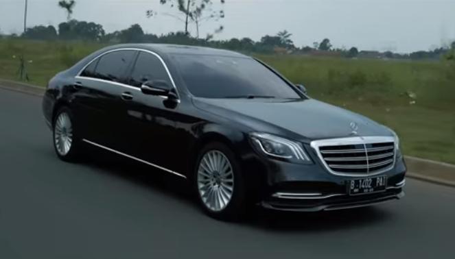 mercedes s450l, mobil mewah. mobil mewah kencang, mobil mewah dengan performa baik