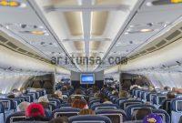 penumpang pesawat, pesawat terbaik, pesawat paling bagus