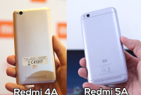 redmi 5a vs redmi 4a, review xiaomi redmi 5a