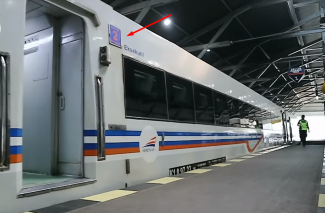 cara beli tiket kereta api, cara naik kereta api